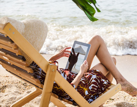 Wi-Fi on the beach
